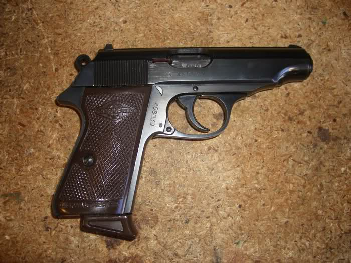 Walther PP 2dchohw