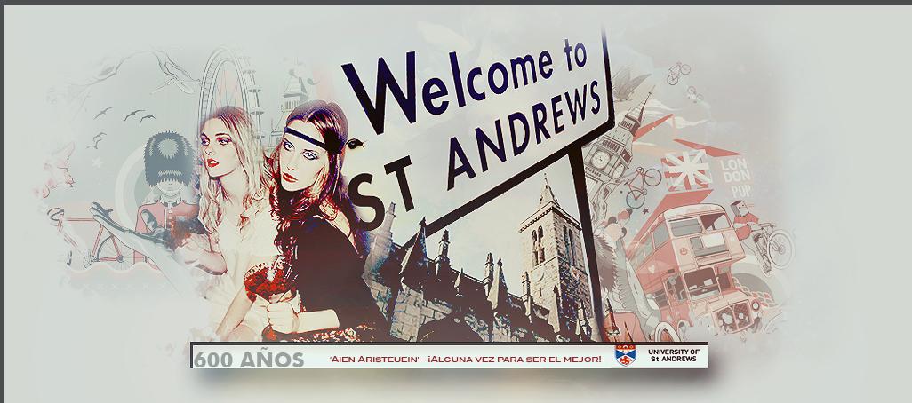 I ❤ St. Andrews