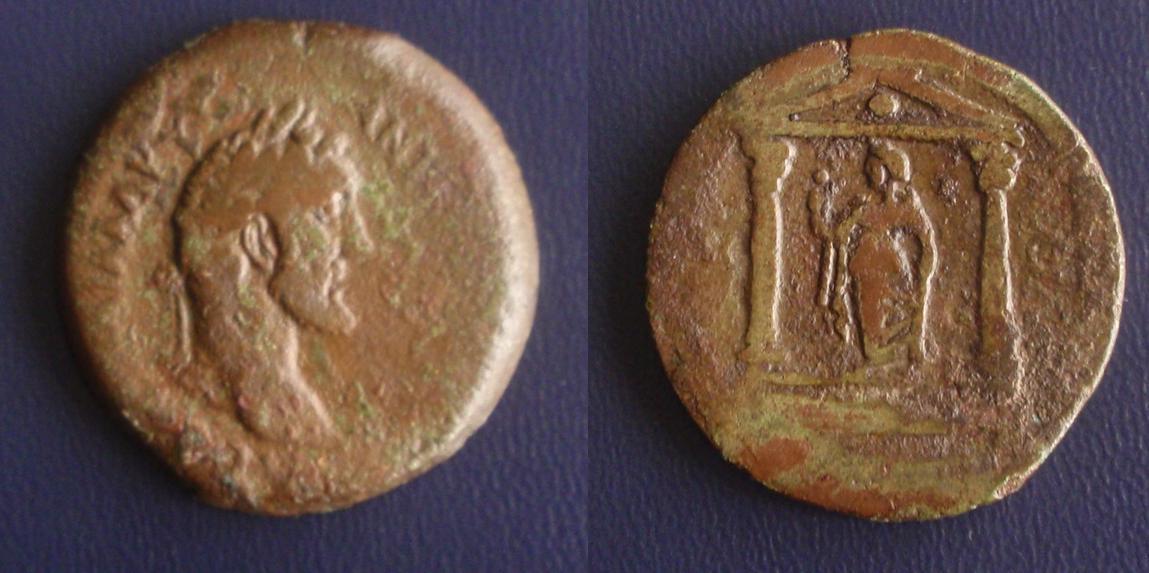 La moneda provincial romana. La ceca de Alexandría 2hh1zps