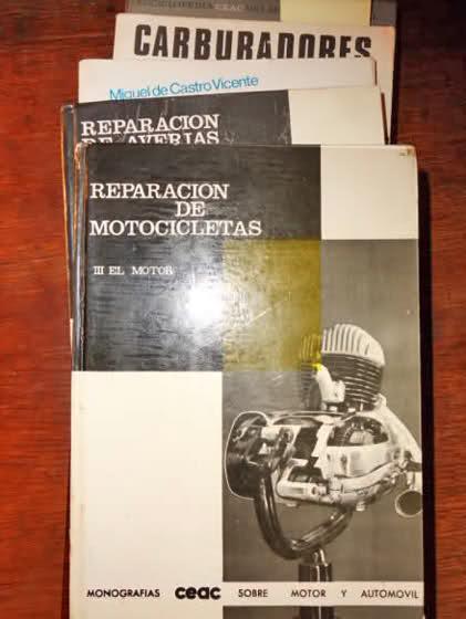 Tus libros y enciclopedias sobre mecánica 2hi41ol