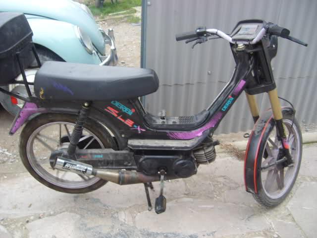Derbi Variant SLE-X 2hya2jn