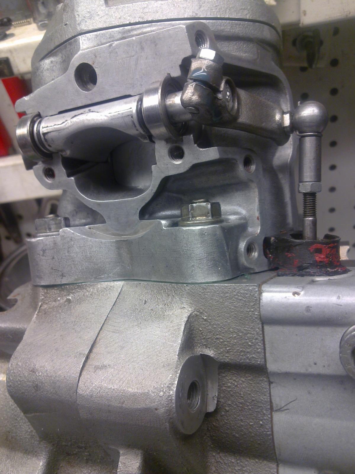 Ayuda motor KTM 80 2hzu9t0