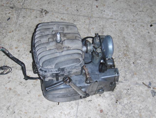 Restauración Bultaco Mercurio 175 GT 2i6mivn