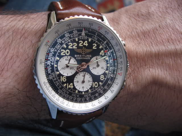 Breitling - Breitling Cosmonaute conseils 2i8ypnp