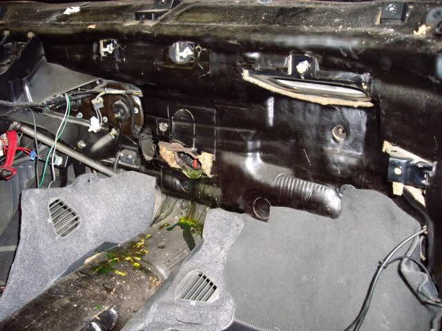 Changement radiateur chauffage GT sans clilm  2is9rub