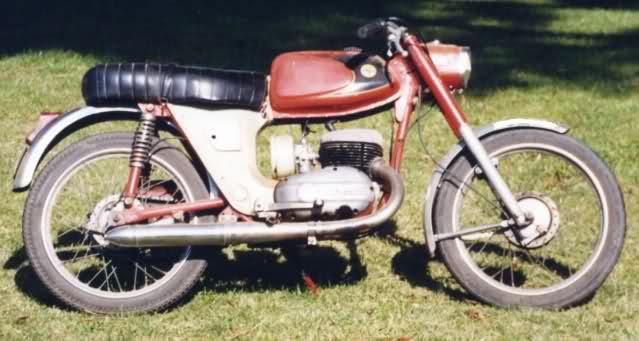 bultaco - Bultaco Junior 74 * Manapuch 2mgrp7b