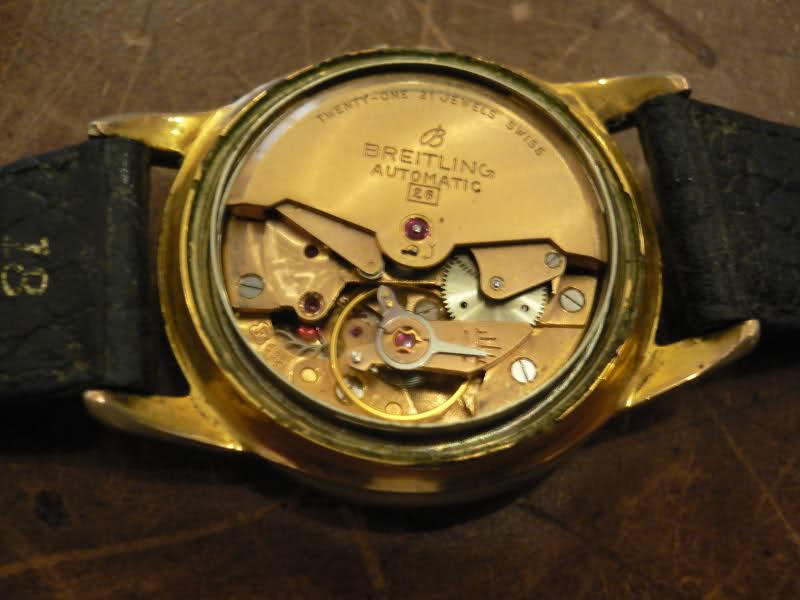 Breitling - Vintage Breitling des années 60 : petite montre classique 2r3h2qt