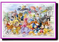 La stanza dei Cartoni Animati