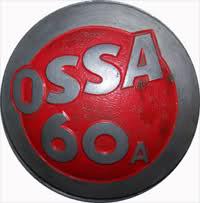 Proyector Ossa 60 abandonado 2s0el2x