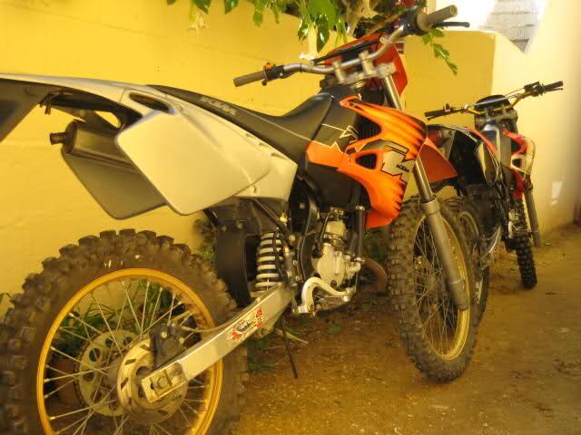 enduro h3 -registronex - Mi KTM 50 Enduro 2sam3k4