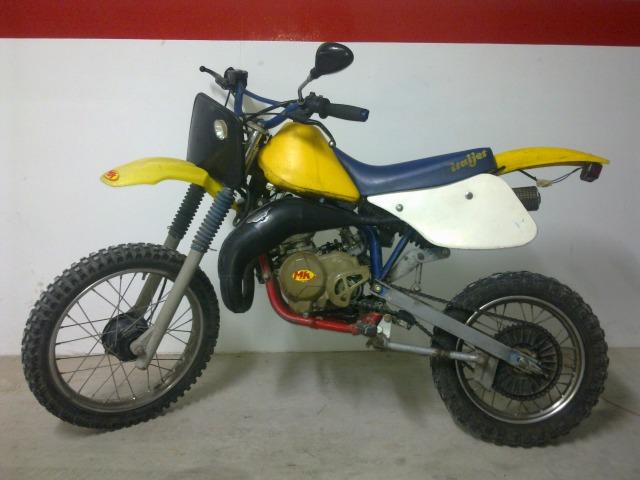 Mi colección de motos infantiles 2v2tpcp