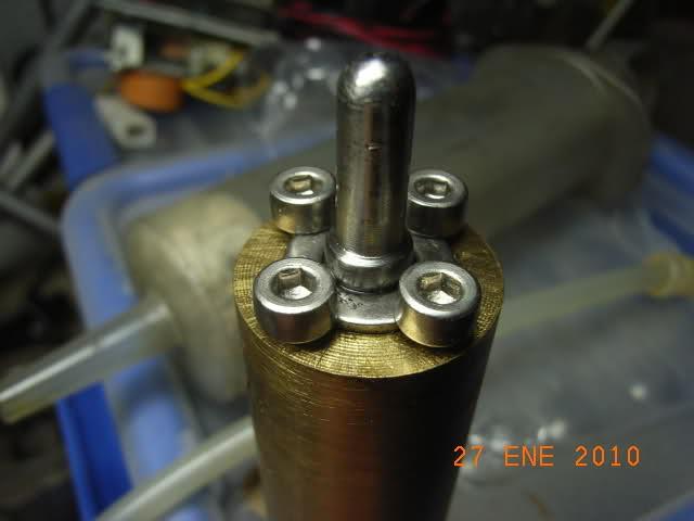 Reparación amortiguador Betor 2vtvehl