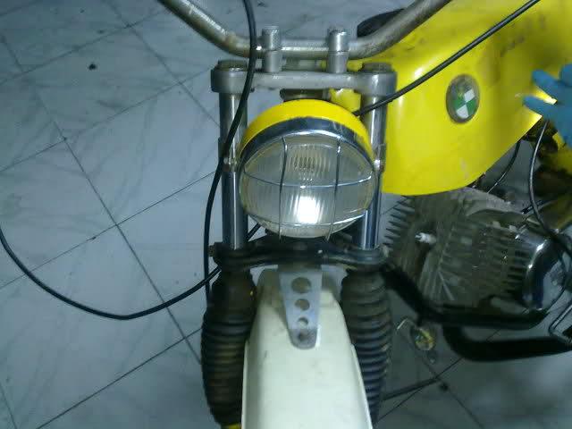 Diario restauración Puch Minicross 2vw8kqo