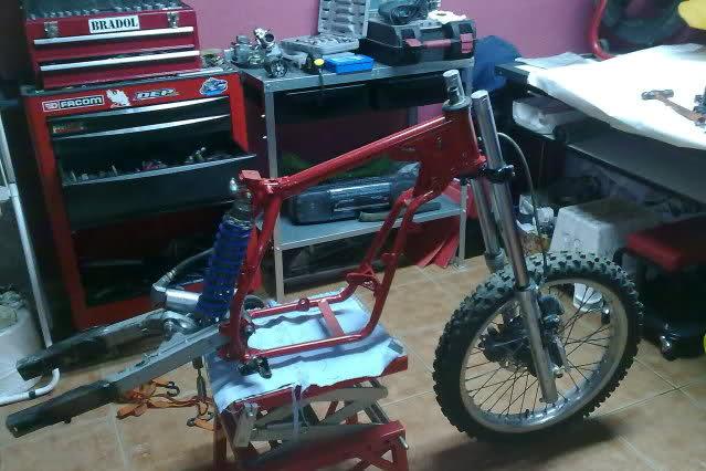 Ciclomotor de Campo J.Costa 2z81c39
