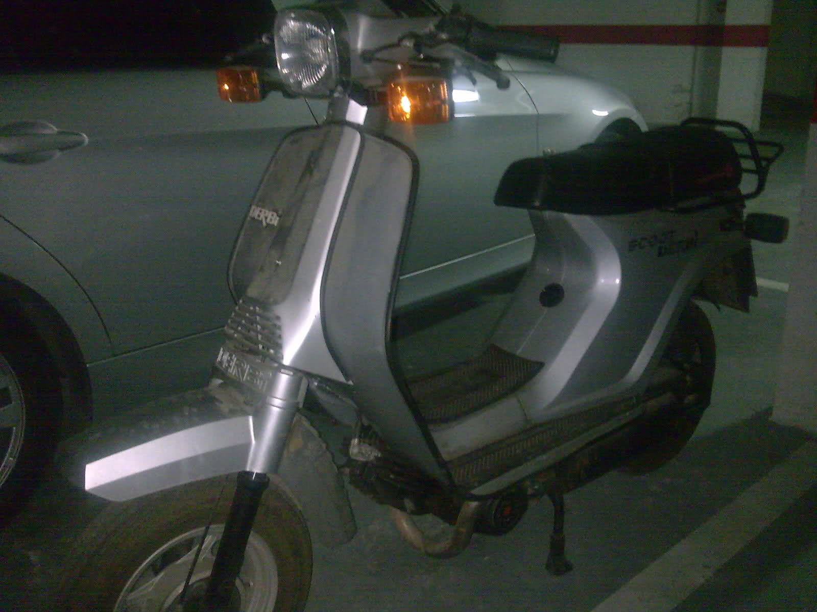 Mi Derbi Scoot 300z4f9