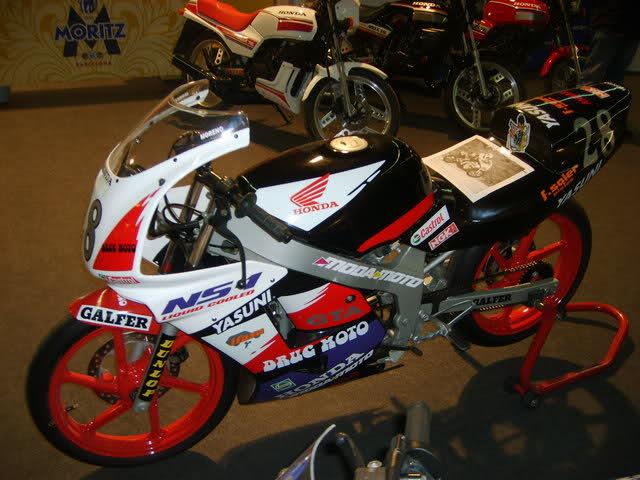 Honda NSR 75 de 1988 3090im8