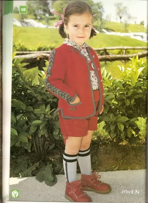 patrones - busco patrones para chaqueta niña 33e25oh