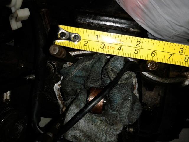 Dimensiones cilindros Derbi 33k4roo