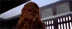 Las travesuras de Chewbacca