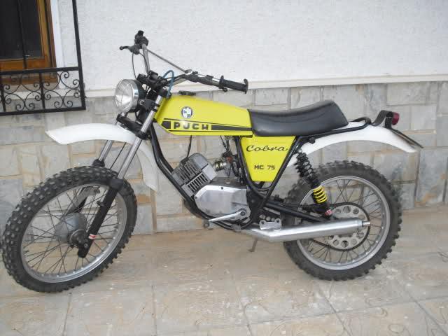"Puch Cobra MC 75 - ""La Cobra"" 3480rwx"