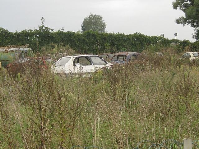 Auto Abbandonate 34e3qpx