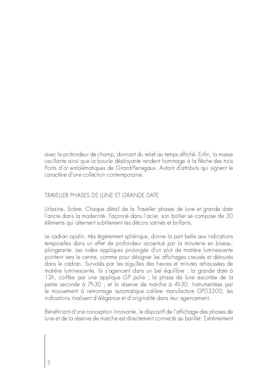Pré Baselworld 2013 - GIRARD PERREGAUX TRAVELLER 34g5a4x
