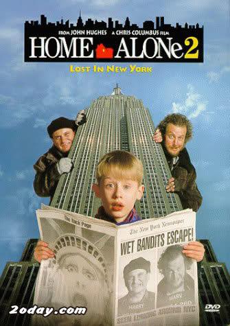 Home Alone quatrain DVDRip سلسلة وحدى فى المنزل كامله ومترجمة 34hev47