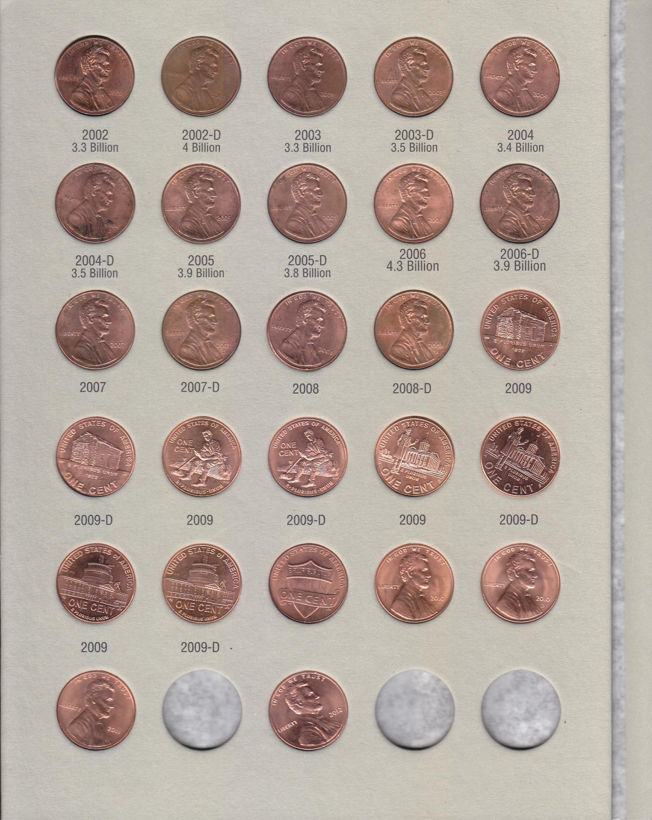 Centavo de USA, Lincoln, 2009 4hfqqc