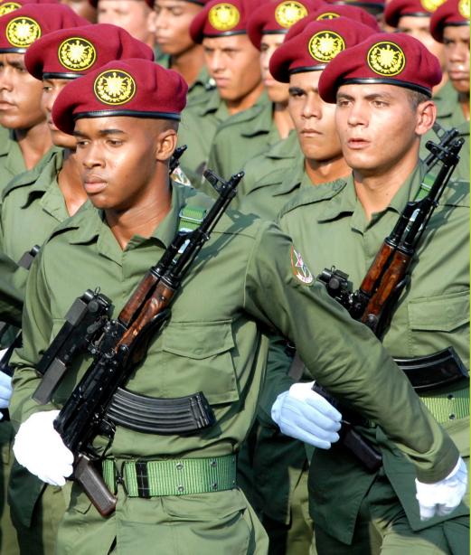 Fuerzas Armadas Revolucionarias de Cuba.  4ucfbd