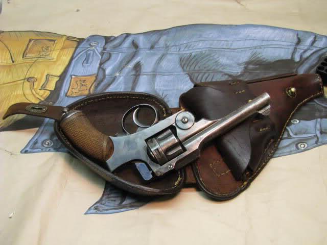 Pistolets japonais 55yye