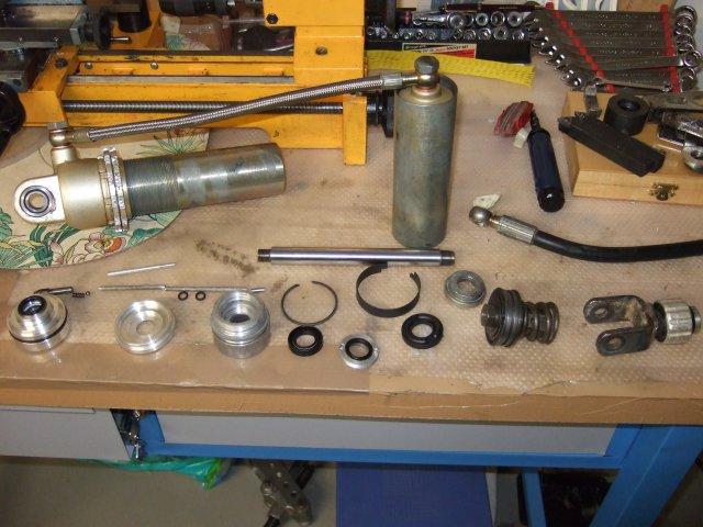 Rieju MR80 - Amortiguador Corte&Cosso 5x4ajs