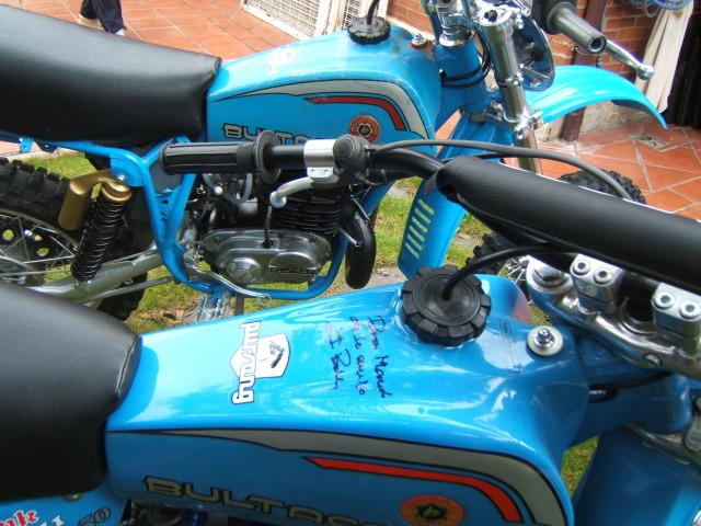 "Las Bultaco Pursang MK11 ""Manolo's"" 66gjvb"