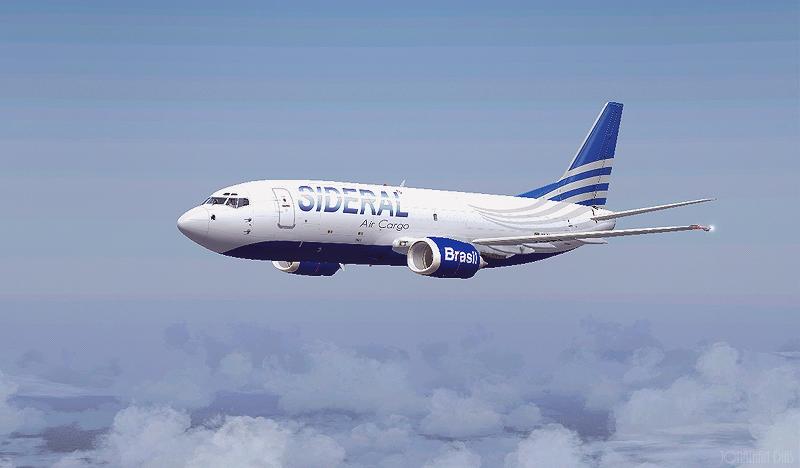 (Photoshop) Boeing 737 -300F | Sideral Air Cargo - SBBR - SBGL 6gjtih