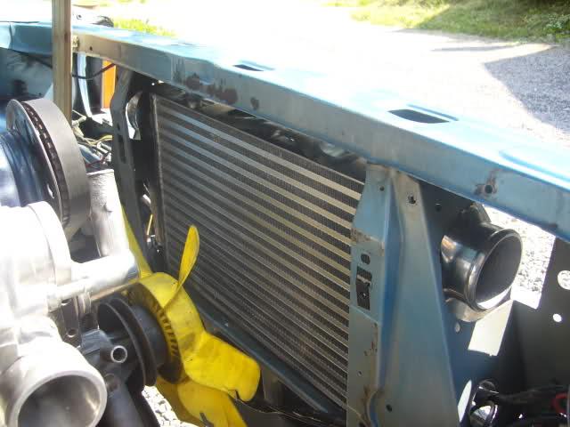 Fiechen - Ford Taunus 2.0L 8v Turbo 8wxnb5
