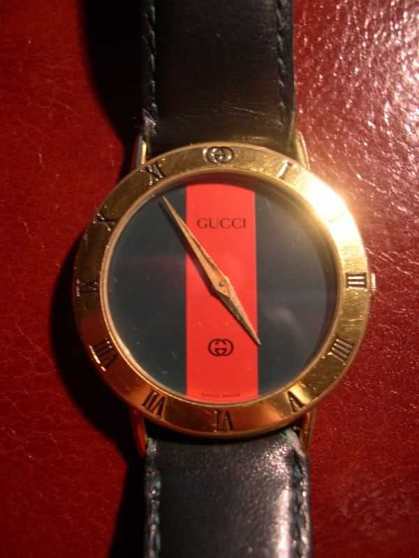 Gucci 3300M - Poinçon couronne 98rt78