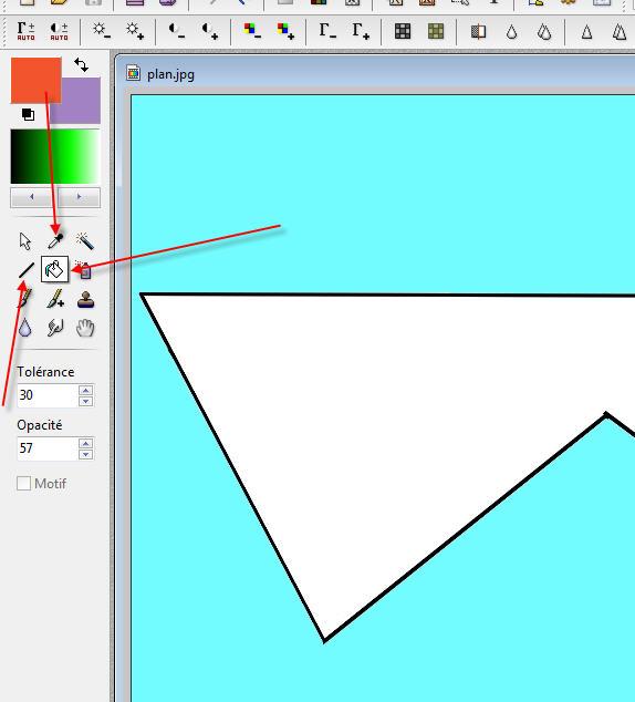 création d'un panneautage avec un logiciel gratuit de retouche d'images 9v9hsi