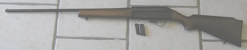 carbine bernardelli 9 mm flobert semi auto  A0vu69