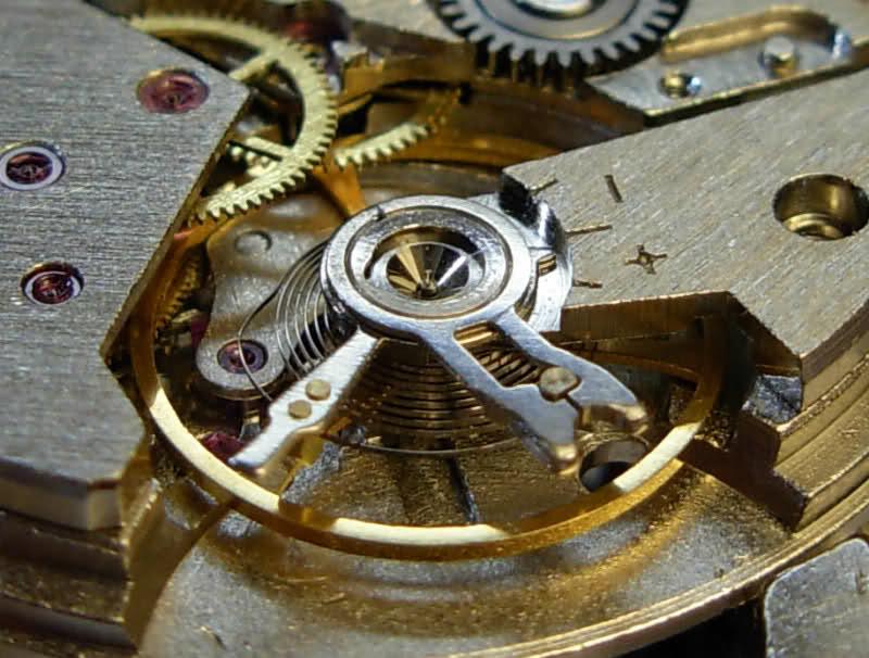 vostok - Mis au point d'un Vostok Komandirskie A123yx