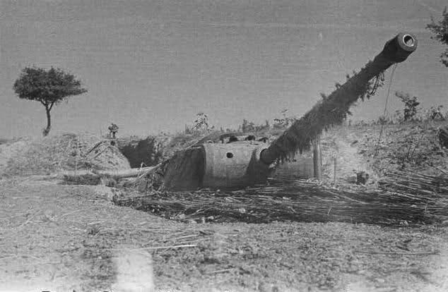 Panzerstellung Panther B9f0ns
