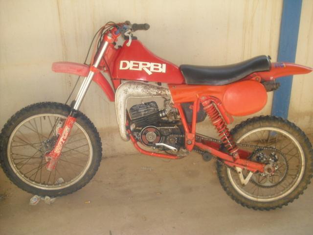 Derbi CR82 - Os La Presento Dd156e