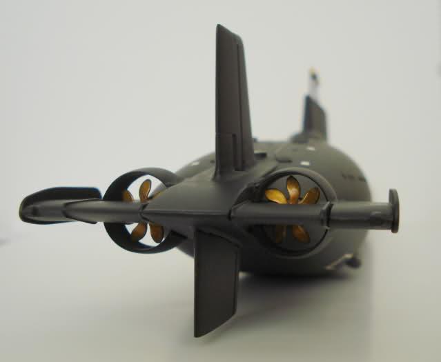 Les sous-marins Typhoon E718ih