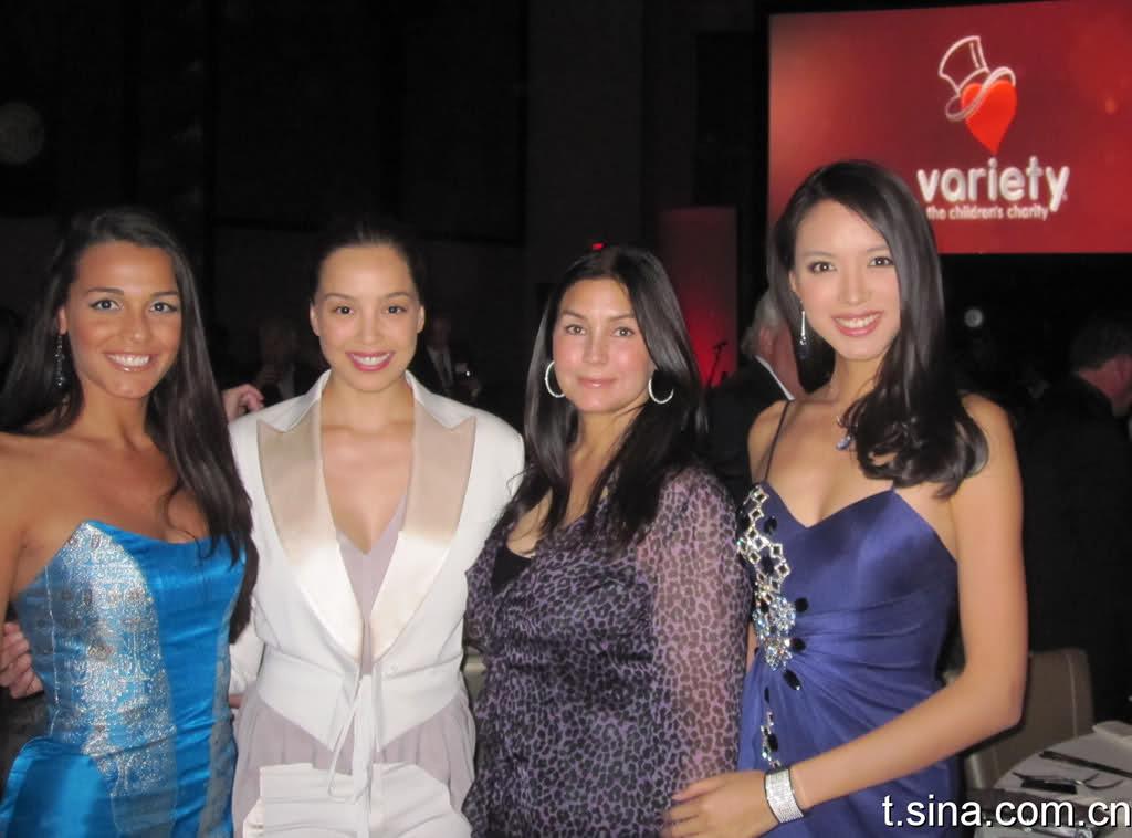 Kaiane Aldorino - Miss World 2009- Official Thread (Gibraltar) - Page 4 Eg4aie
