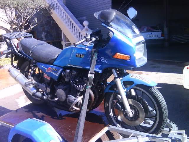 Yamaha XJ 650: el regalo de un buen amigo Es20pg