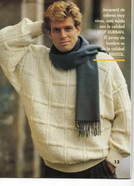 hombre - Sweater para hombre Eueauw