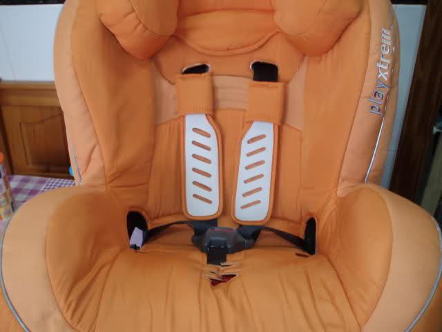 Desmonté silla del auto Play y no sé volverla a montar Flyti