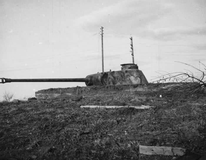 Panzerstellung Panther Fvb7zn