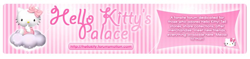Hello Kitty Fan Forum Huhzyh