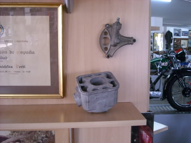 Museo Isern - Parte 1: Derbi y otras Iddusk