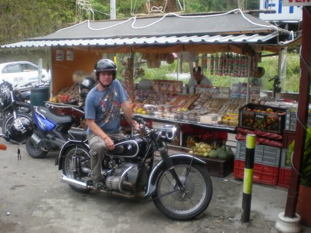 Motos clásicas en Colombia en los años 50 J8l9g0