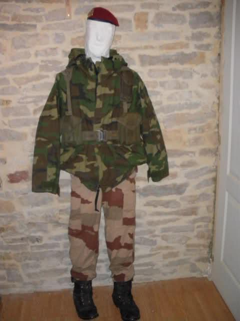 Les tenues et équipements de l'Armée Française - Page 2 Jfduza